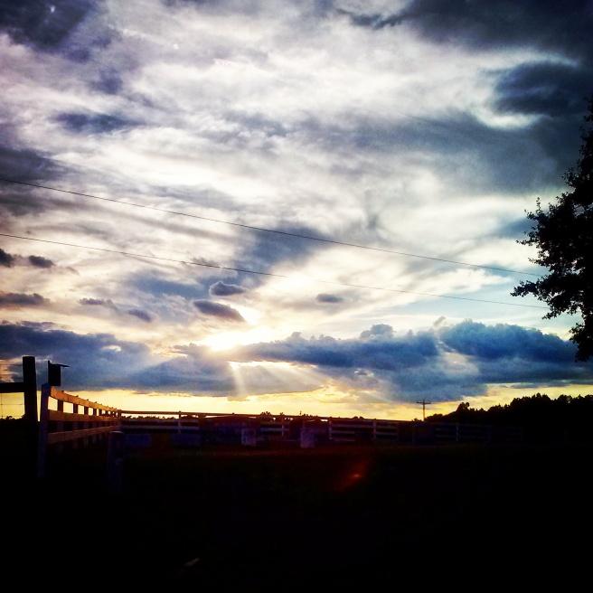 Mennonite Sky